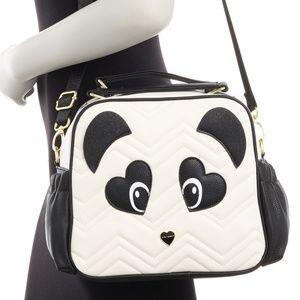 Betsey Johnson Bags - Betsey Johnson Panda Lunch Tote